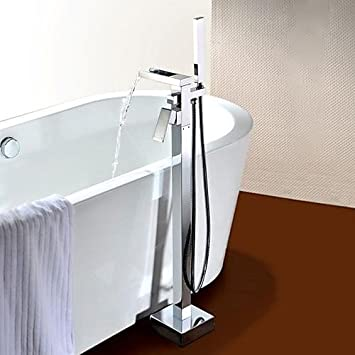Lightinthebox Boden Badewanne Wasserhahn Badewannenarmaturen Moderne