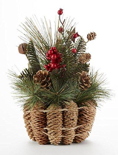 pine cone basket - 1