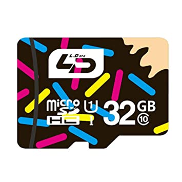 Yongse Tarjeta SD TF LD 32GB Clase 10 Micro SD para el ...