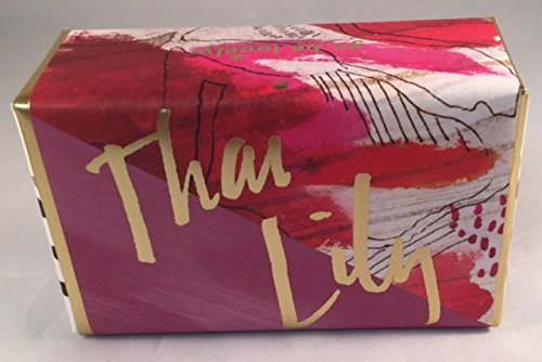 Illume Go Be Lovely Bar Soap 6.4 oz. New 2017 Spring Collection (Thai Lily)