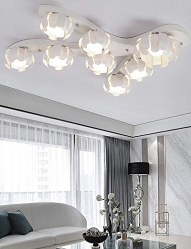XQY Ceiling Light-Nordic Creative Simple Led Iron Bedroom for sale  Delivered anywhere in Canada