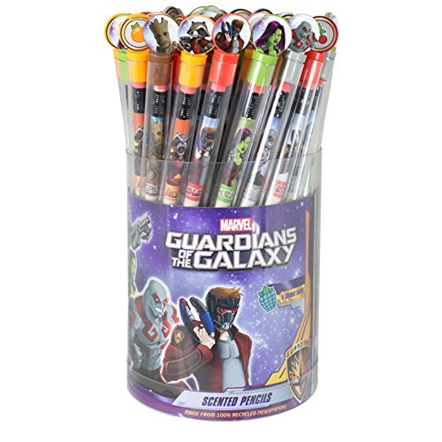 Marvel Guardians of the Galaxy Smencils Cylinderの商品画像
