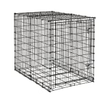MidWest 54-By-35-By-45-Inch Single-Door Starter Series Pet Crate - Best Reviews Guide