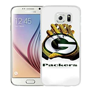 Personalize offerings Green Bay Packers 2 White Samsung Galaxy S6 G9200 Phone Case