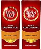 - Seven Seas - CLO & Orange Syrup   300ml
