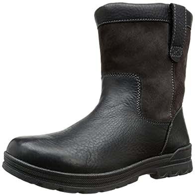 Amazon.com | Clarks Men's Ryerson Peak Winter Boot | Boots