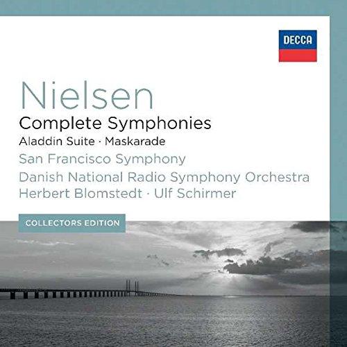 Nielsen: Complete Symphonies - Aladdin Suite / Maskarade