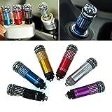 Mini Auto Fresh Air Ionic Purifier Oxygen Bar Ozone Ionizer Cleaner For Car Ney