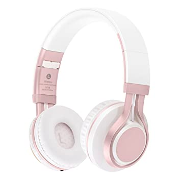 Picun BT08 Bluetooth Headphones, Auriculares estéreo inalámbricos de alta fidelidad, Reproductor Mp3 Auriculares FM