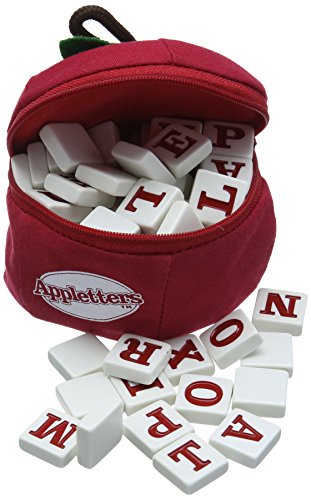 Bananagrams Appletters: Spelling and Word Tile Game By