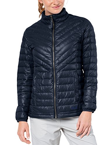 Jack Wolfskin Women's Vista Jacket, Medium, Midnight - Midnight Jacket Taffeta