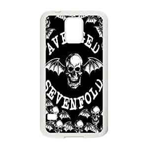 Samsung Galaxy S5 Phone Case Printed With Avenged Sevenfold Images