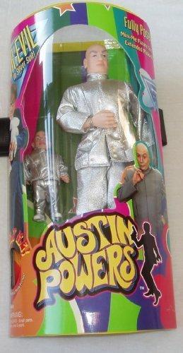[Austin Powers Dr Evil in Silver Suit by Trendmasters] (Austin Powers Suit For Sale)