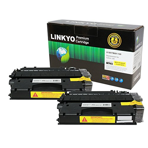 LINKYO Compatible Cartridges Replacement 2 Pack product image