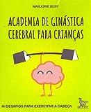 capa de Academia de Ginástica Cerebral Para Crianças