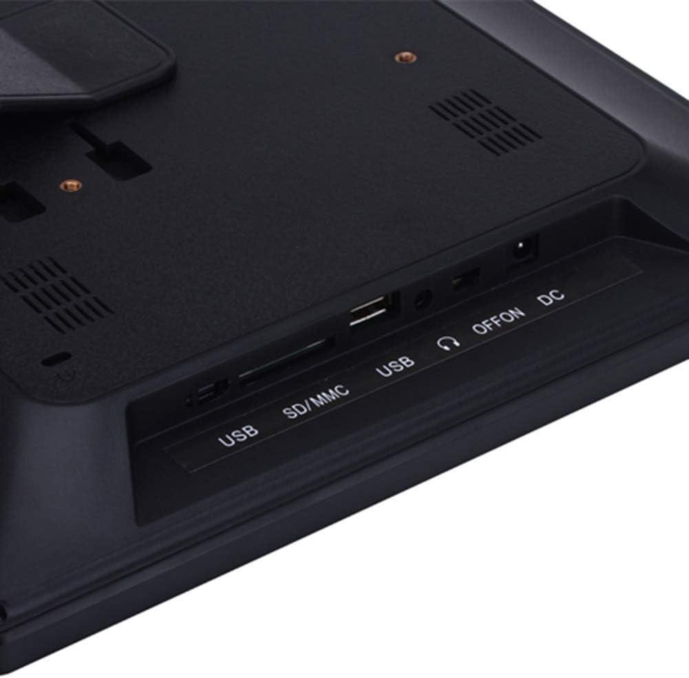 ZQYR CAMERA# 14 Inch Widescreen Digital Photo Frame Music//Video Playback//Clock//Calendar//E-Book//Automatic Switch Machine,Display Ratio 4:3,with Remote Control AD141 Model