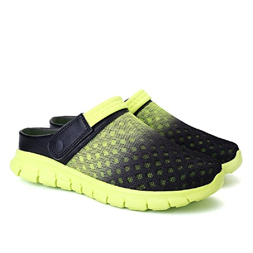 Peggie House Cómodo Casual sandalias de caminata al aire libre Amarillo