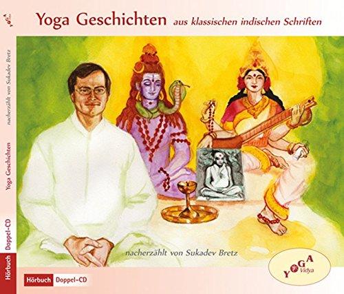 Yoga Geschichten: Hörbuch-Doppel-CD