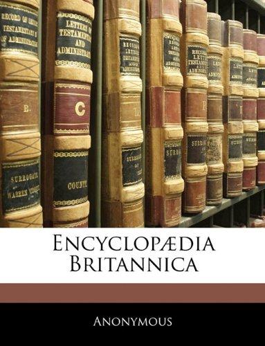 Encyclopædia Britannica ebook