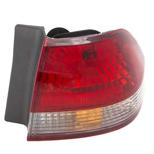 02 Tail Light Lamp Sedan - 5