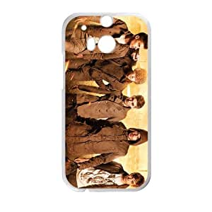 The Wanted HTC One M8 Cell Phone Case White as a gift V2097234