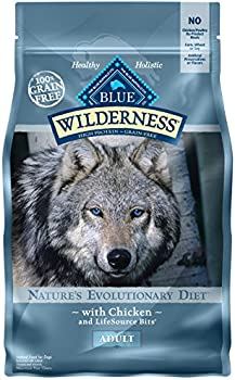 Blue Wilderness High Protein Adult Dry Dog Food