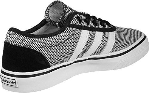 Negro Blanco para Adi Skateboarding de Zapatillas Ease Hombre Adidas xwRq0U8X0