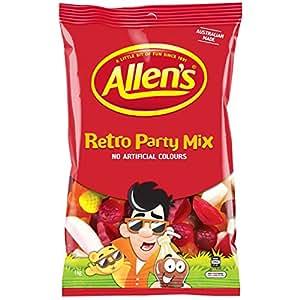 Allens Retro Party Mix 1 Kilograms