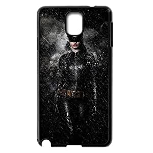 Hjqi - Customized Catwoman Phone Case, Catwoman Personalized Case for Samsung Galaxy Note 3 N9000