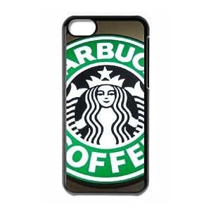 iPhone 5C Phone Case Black Starbucks BFG581976