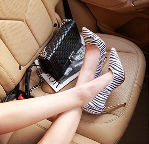 Peep Party Mädchen Damen Büro LUCKY Toe Stöckelschuhe Frau Multi CLOVER Mode Luxus Schuhe Saison Braut Heels A Sandalen Schuhe Black High Color 4 SPTF7q