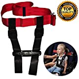 Child Airplane Travel Harness Safety, Clip Strap Care Restraint System for Baby,Toddlers & Kids (1)
