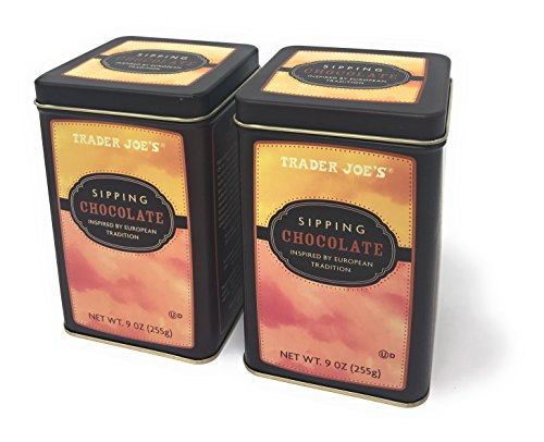 Chocolate Inspired By European Tradition 9 oz. (Pack of 2 Tins) ()