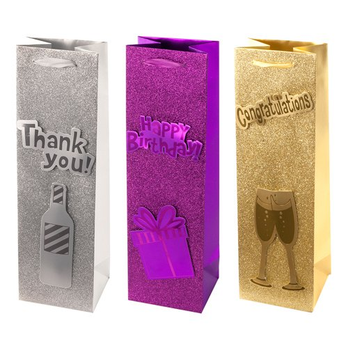 Celebration Assortment Gift Bag (Set of 3) -