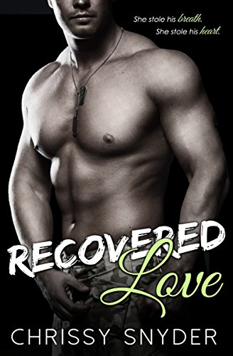 Book: Recovered Love by Chrissy Snyder