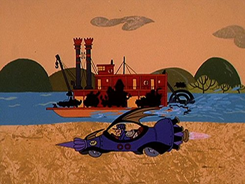 - The Zippy Mississippi Race