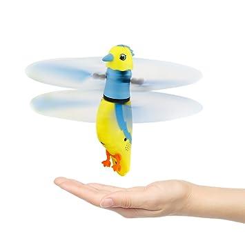Fliegender Hubschrauber, Fliegender Spielzeug,RC Infrarot Drohne ...