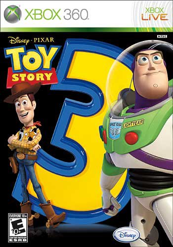 Stories Video Game (Toy Story 3 The Video Game - Xbox 360)