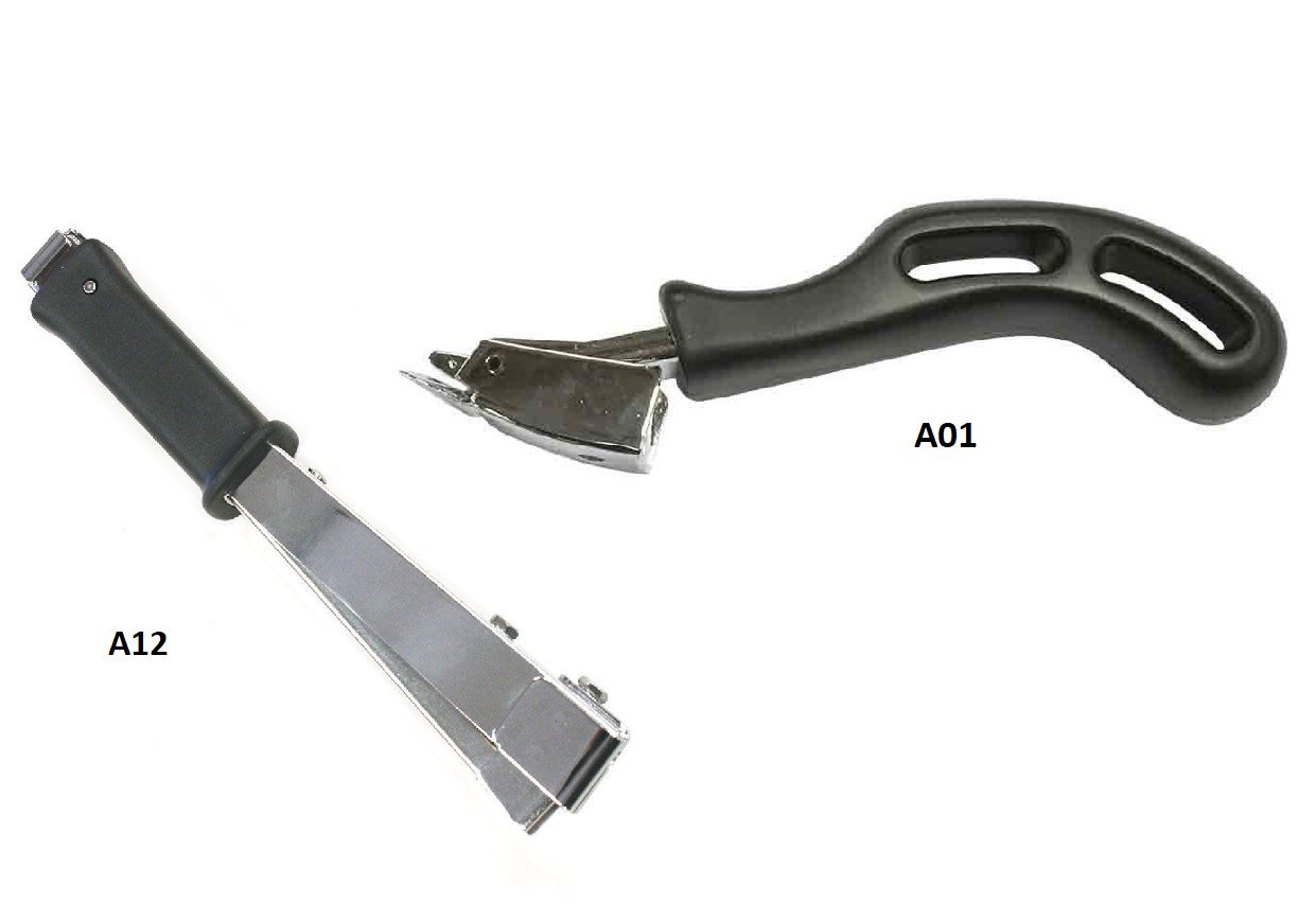 Upholstery and Construction Heavy-Duty Staple Remover A01
