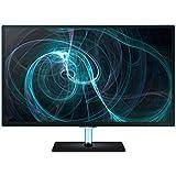 Samsung LS24D390HL 23.6-inch LED Monitor (Black High Glossy ToC)