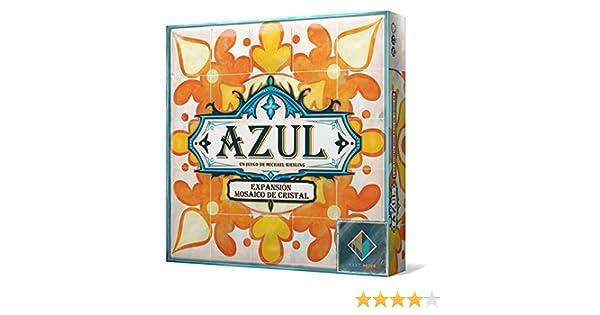 Azul Mosaico de Cristal, Color (NMG60012ES): Amazon.es: Juguetes y juegos