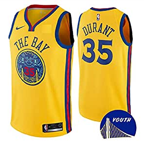 0306708fa Amazon.com   Nike Youth Golden State Warriors Kevin Durant  The Bay ...