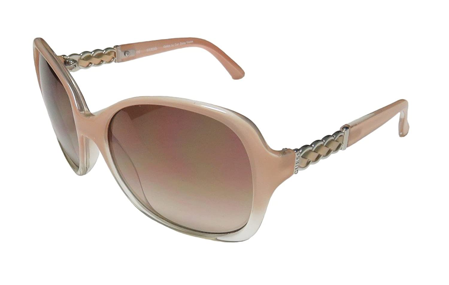 Guess sunglasses GU 7280 PE-34 Acetate plastic Nude - Light Gold Brown  Gradient: Amazon.co.uk: Clothing