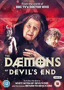 Amazon com: Daemons Of Devil's End: Jon Pertwee, Damaris