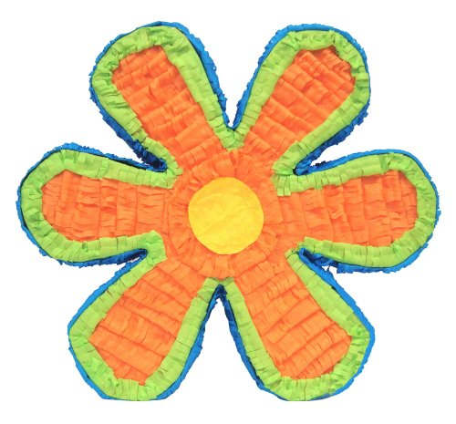 Aztec Imports Flower Pinata]()