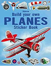Build Your Own/Build Your Own Planes Sticker Book