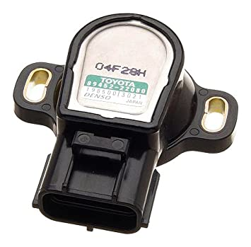 com oes genuine wire throttle position sensor for select oes genuine 4 wire throttle position sensor for select toyota models