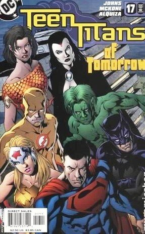 Download TEEN TITANS 17 pdf epub
