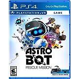 ASTRO BOT Rescue Mission é um novo jogo de plataforma desenvolvido exclusivamente para PS VR. Controle ASTRO BOT, o capitão, e embarque em uma missão de resgate épica em realidade virtual para salvar sua tripulação companheira que está espalhada pelo...