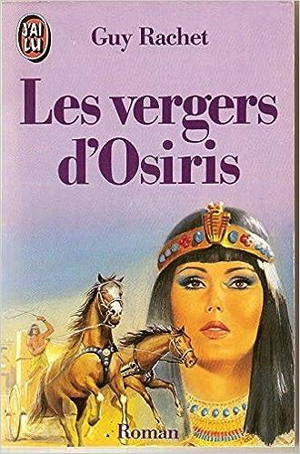Téléchargement Les Vergers d'Osiris pdf